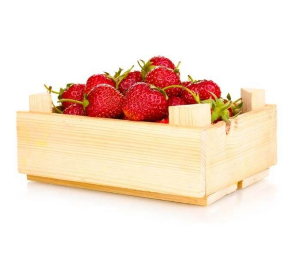 Taze çilek - image strawberry-1-600x529 on https://kuskantarim.com